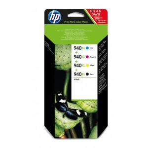 HP # 940XL CMYK COMBO PACK