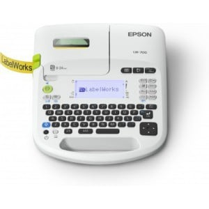 EPSON - LABELWORKS - LW-700 (QWERTY) (691218 OR 24MM TAPE WIDTHS)