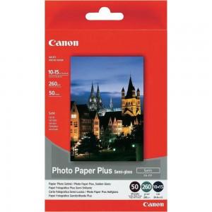 CANON - INKJET PHOTO - PAPER SG-201 A4 (1 BOX OF 20 SHEETS SEMI-GLOSS)