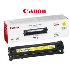 CANON - TONER YELLOW - LBP5050 / LBP5050N / MF80XXCN - 1 500 PGS