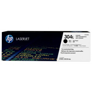 HP 304L ECONOMY BLACK LASERJET TONER CARTRIDGE