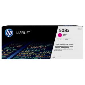 HP # 508X MAGENTA LASERJET ENTERPRISE M552/M553 CARTRIDGE.