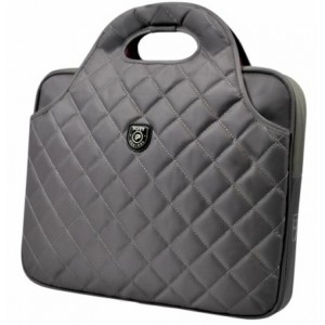 PORT FIRENZE TOPLOADING CASE 15.6 TAUPE