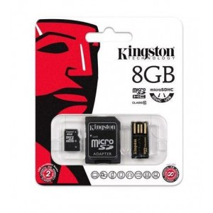 8GB MULTI KIT / MOBILITY KIT