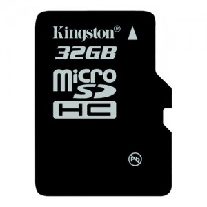32GB MICROSDHC CLASS 10 FLASH CARD SING