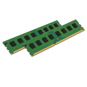 16GB 1333MHz DDR3 Non-ECC CL9 DIMM (Kit of 2)
