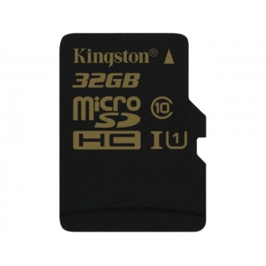 32GB microSDHC Class 10 UHS-I 90R/45W Single Pack w/o Adapter