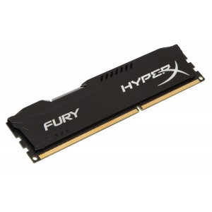 4GB 1333MHz DDR3 CL9 DIMM HyperX FURY Black