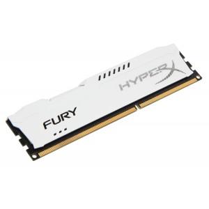 4GB 1333MHz DDR3 CL9 DIMM HyperX FURY White