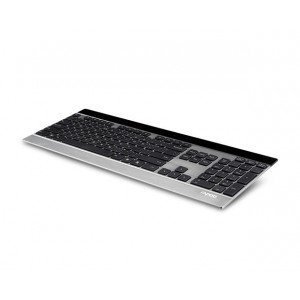RAPOO E9270P 5G WLS ULTRA-SLIM TOUCH KB SILVER