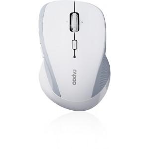 RAPOO 3900P 5G WLS LASER MOUSE WHITE
