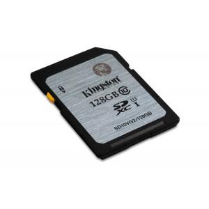 128GB SDXC Class10 UHS-I 45MB/s Read Flash Card