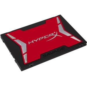 480GB HyperX SAVAGE SSD SATA 3 2.5 Bundle Kit