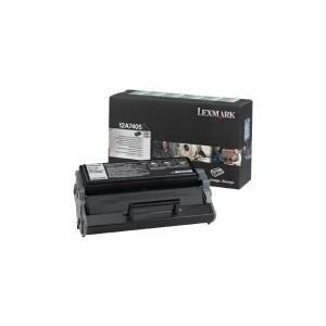 LEXMARK E321 / E323 Return Program High Yield Print Cartridge - 6 000 pgs