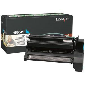 LEXMARK C752 / C760 / C762 Cyan Return Program Cartridge - 6 000 pgs