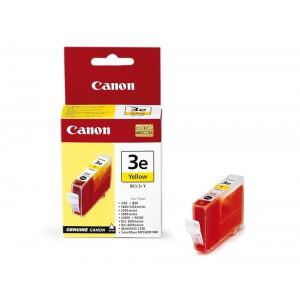 CANON - INK YELLOW - BJC-3000 / BJC-6000 SERIES / S-400 / 450 / 500 / 520 / 530D / 600 / 630 / 750 / 4500 MP C-100 / 400 / 600F /I550 / I850 / I6500 - 340 PGS