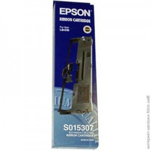 EPSON - RIBBON - BLACK - LQ630