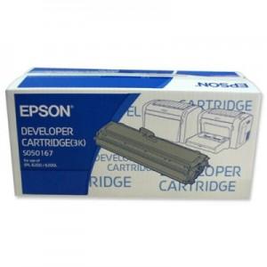 EPSON - TONER - BLACK - EPL 6200 / 6200L - 3000 PGS