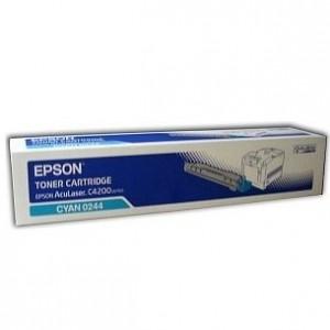 EPSON - TONER - AL - C4200 - CYAN - 8.5K