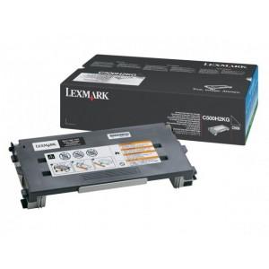 LEXMARK C500N Black Toner Cartridge - 5 000 pgs