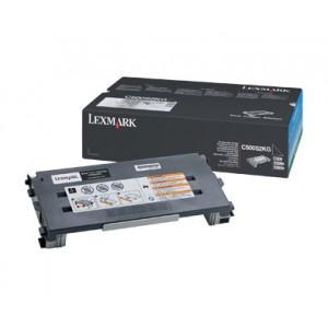 LEXMARK C500N Black Toner Cartridge - 2 500 pgs