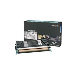 LEXMARK C52X Black Return Program Cartridge - 4 000 pgs