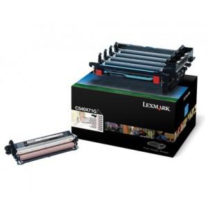 Lexmark C540X71G Photoconductor Unit, 1 Black Developer Unit Printer