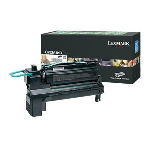 LEXMARK C792 / X792 Black Return Program Print Cartridge - 6000 pgs