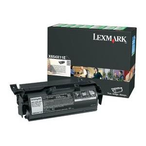 LEXMARK X654 / X656 / X658 Extra High Yield Return Program Print Cartridge