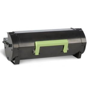 LEXMARK 605 MX310 / MX410 / MX510 / MX511 / MX611 Black Standard Yield Return Program Toner Cartridge - 2500 pgs