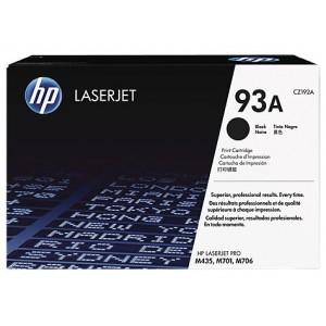 HP # 93A LASERJET M435 BLACK PRINT CARTRIDGE.