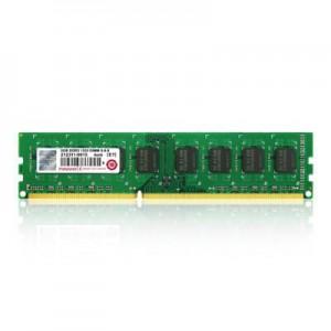 Transcend 2GB DDR3-1600 240-Pin Desktop DIMM : CL11, 1.5V, Top tier name-brand DRAM