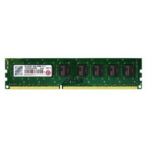 Transcend 8GB DDR3-1600 240-Pin Desktop DIMM : CL11, 1.5V, Top tier name-brand DRAM