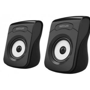 ASTRUM ST110 SPEAKER 2.0CH BT USB BLACK