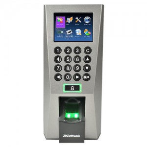 ZKTeco F18/ID Biometric Reader