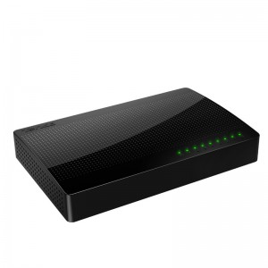 Tenda 8-Port Gigabit Ethernet Desktop Switch