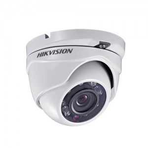 HIKVISION Dome Cam HD-TVI 1MP 720p IR20m 2.8mm
