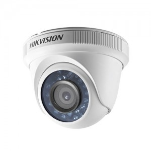 HIKVISION Dome Cam HD-TVI 720p IR20m PL 2.8mm