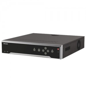 HIKVISION NVR  16Ch Embedded 16PoE 4 SATA