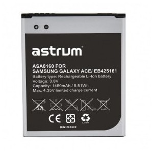 ASTRUM AS8160 FOR SAMSUNG GALAXY ACE 2 / EB425161