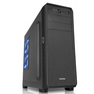 SAMA G10 ATX GAMING CHASSIS BLACK