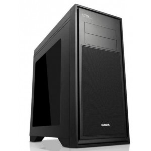 SAMA G30 ATX GAMING CHASSIS BLACK