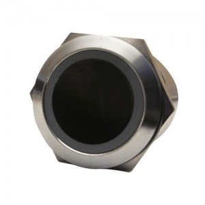 Switch Stainless Steel IR Touchless 22mm