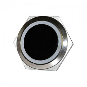 Switch Stainless Steel IR Touchless 39mm