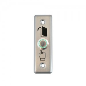 Securi-Prod Slim-line Button with Illumination