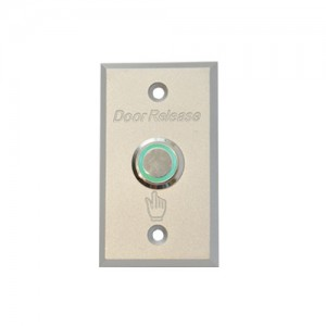 Securi-Prod Push to Exit Button with Illumination