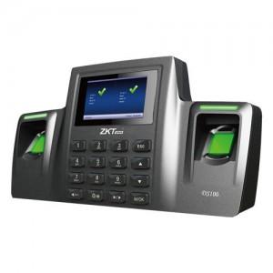 ZKTeco DS100 Dual Finger RFID T&A Reader