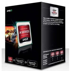 AMD A10 7800K APU - 3.5/3.9GHz Quad Core,