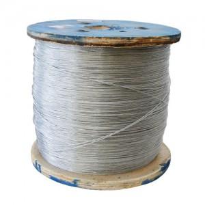 Braided Wire - Galvanised 1.2mm / 22Kg Reel
