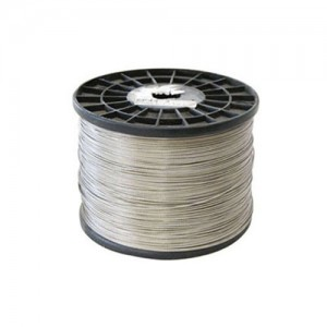 Braided Wire - 316 1.2mm Stainless Steel / 800m